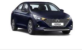 New car Verna