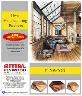 Distributors wanted-  for plywood manufacturer- all over Kerala
