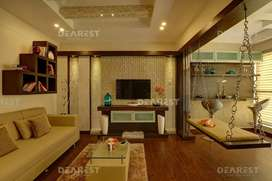 3 bhk full furnished flat for rent in kakkanad