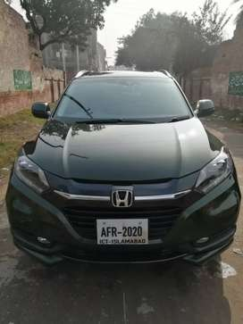 Honda Vezel Z limited 2014 Dec 19