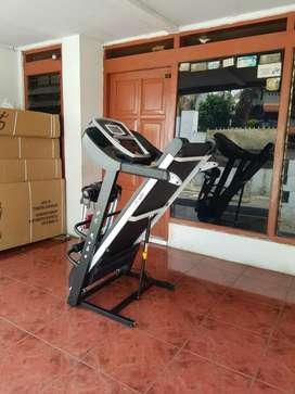 Treadmill Electrik FS-Kobe bisa COD/solo fitness center (ALL NEW)