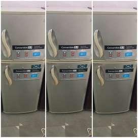 with 5 year warranty LG double door refrigerator 250