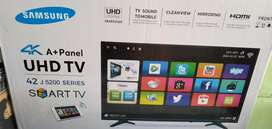 "Box pack Samsung 42"" andriod smart 4k uhd led tv"