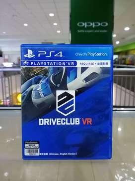 BD PS4 Driveclub VR . game cd kaset bluray drive club playstation 4 ps