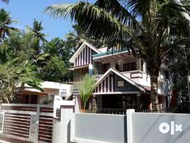 Newly constructed semi furnished house for rent
