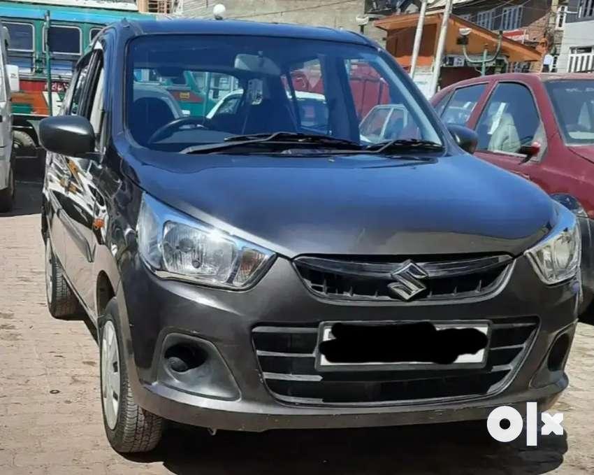 Maruti Suzuki Alto K10 2017 Petrol Well Maintained