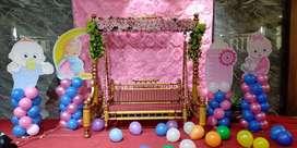 Wedding stage decoration in Pune