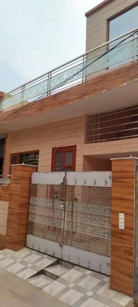 Ready to move newly built 2 bhk kothi available for sale in Zirakpur