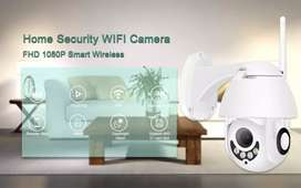 Full HD WiFi IP Camera PTZ Outdoor CCTV App ICSee support 2 Way Audio