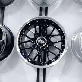 velg mobil Brio ring 17 bisa kredit di toko