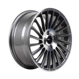 HSR-Numfor-H1013-R16x7-H4x100-ET40-Grey-Machine-Face