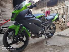 Kawasaki ninja rr 150 thn 2014