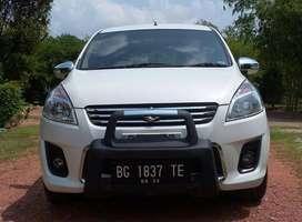 Dijual mobil Suzuki Ertiga Tipe GX Automatic Tahun 2013