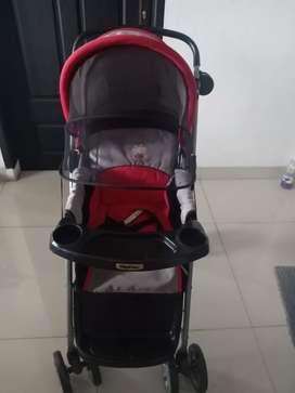 Stroller Kereta Sorong Bayi Bekas