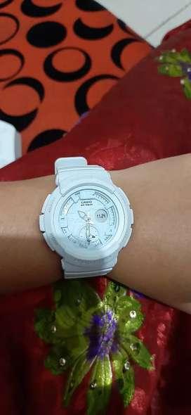 PL PreLoved Jam Tangan Wanita Casio Baby G