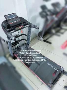 Ready Treadmill Elektrik Jumbo 3 hp 3 fungsi ada bonus