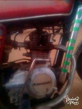 Bhai thora engine ka kam hoga baki San thik h