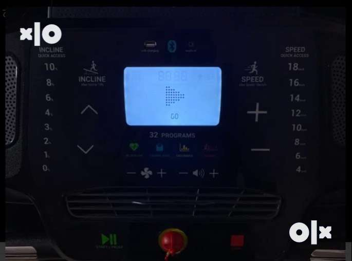 Treadmill: Domyos T900C