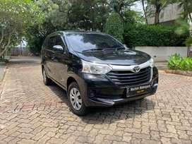 "(Cash) ""Pajak5/2021"" Toyota Grand Avanza 1.3 E MT 2018 (Hitam Metalik)"