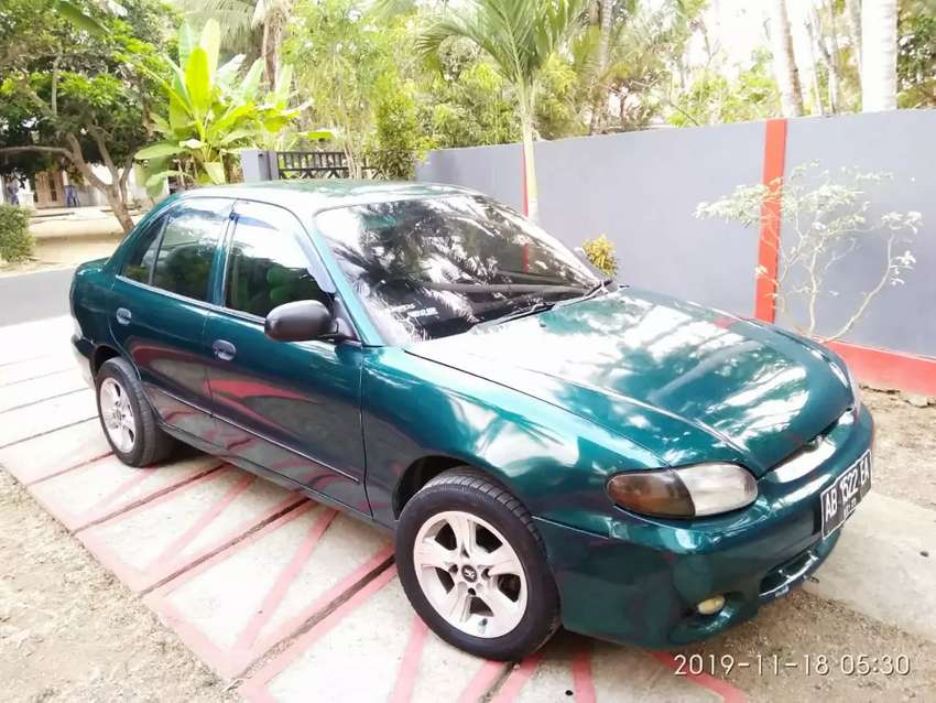 Hyundai Accent GLS Manual. No Civic Wonder Kia Visto Atoz Timor DOHC ! 0