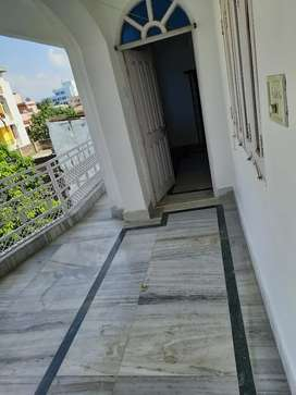 2 BHK on second floor for family