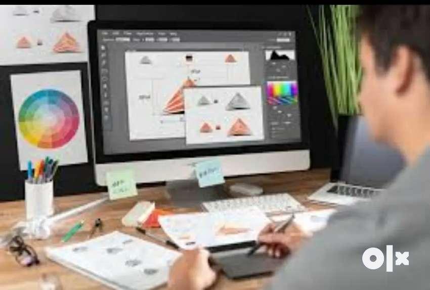 Graphic designer required in aurangabad