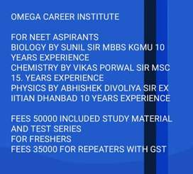 Omega career Institue