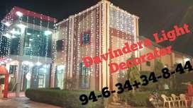 Davindera Light Decorator, Abohar, Punjab