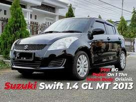 Suzuki Swift 1.4 GL MT 2013 / 2014