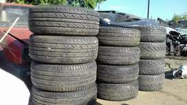 Good Quality Used Tyres for all cars and Bike
