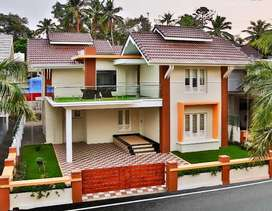 Well maintained independent 4BHK villa