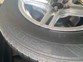 Alloy Rims & Tyres