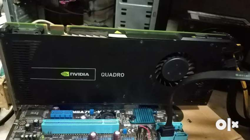 Nvidia Graphic card 2gb