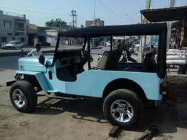 Stylish look jeep New paint
