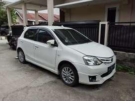 Toyota Etios valco th 2013 jual cepat butuh dana