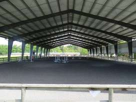 shed for manufacturing