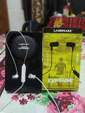 Land mark wireless rarphone