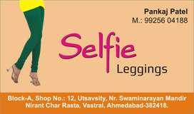 Mfg of Leggings. Vastral, Ahmedabad.