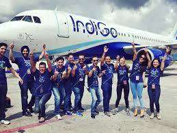 INDIGO AIRLINE Recruitment Ground Staff on roll Job  950 Candidate Req