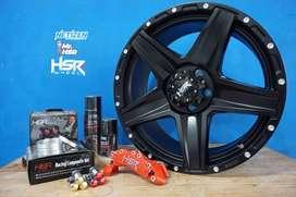promo velg racing xpander terios rush innova crv hrv ring 20