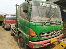 Hino trailer lohan 260 ti tahun