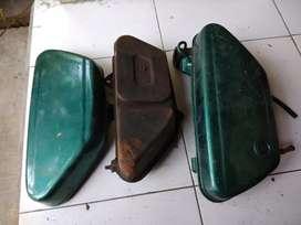 Box olie dan box filter