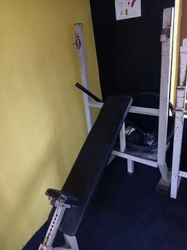 Benches gym or home use