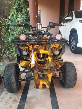 Atv quad bike 4 stroke 125 engine honda