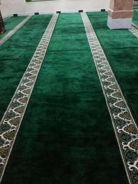 Karpet Masjid dan Mushola Cuci Gudang