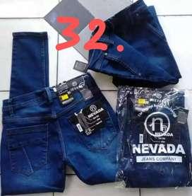 Celana Panjang jeans Nevada