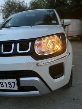 Maruti Suzuki Ignis 1.2 Sigma, 2020, Petrol