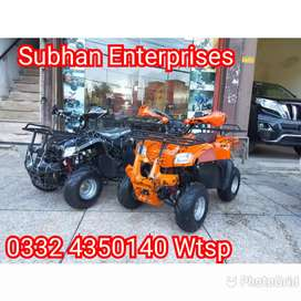 For Sell Dubai Import 110cc Quad Atv Jeep With Safety Grills