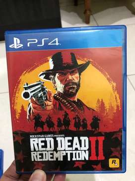 BD PS4 Red Dead Redemption 2