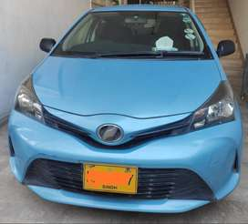 Toyota Vitz F 1.0 (2016) Imported in 2017 (Call for Price)